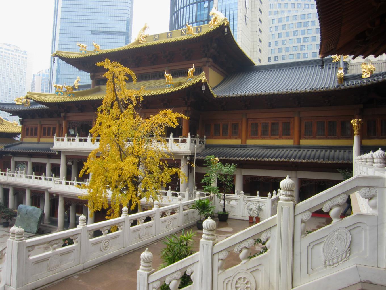 Templo jingan