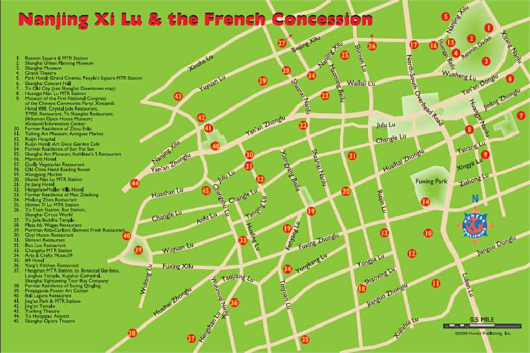 Best Hotels Shanghai French Concession