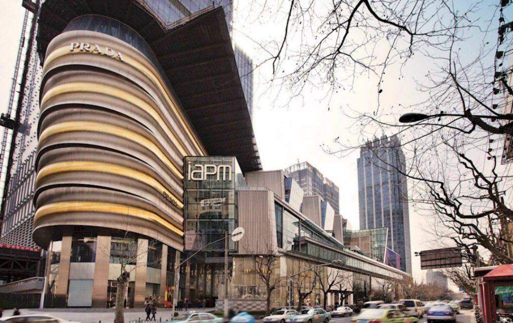 Huaihai Middle Road Luxury Brands And More